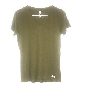 Under Armour Heat Gear V-Neck Shirt